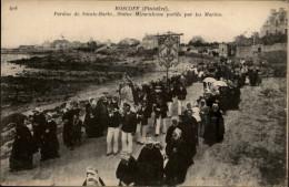 29 - ROSCOFF - Pardon Sainte-Barbe - Costumes - Roscoff