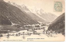 ARGENTIERE - Chamonix-Mont-Blanc