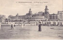 BLANKENBERGE  La Plage Et Le Casino - Blankenberge