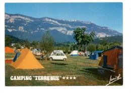 73 Viviers Du Lac Camping  Renault 5 - Francia