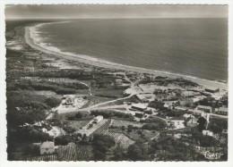 85 - Longeville-sur-Mer            Vue Générale Aérienne  -  La Plage - Autres Communes