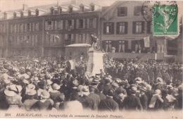 BERCK-PLAGE -Inauguration Du Monument Du Souvenir Français ( D-62 ) - Berck