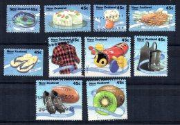 New Zealand - 1994 - New Zealand Life - Used - Gebraucht