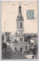 [54290] Meurthe Et Moselle > BAYON  L'Eglise -ETAT = Voir Description  (année 1906)*PRIX FIXE - France