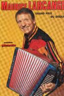 "ACCORDEONISTE   "" Maurice LARCANGE"" - Singers & Musicians"
