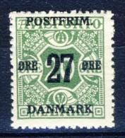 ##K946. Denmark 1918. Michel 89. MNH(**) - 1913-47 (Christian X)