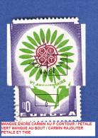 VARIETES FRANCE ANNEE 1964 N° 1431  EUROPA  OBLITERE 3 SCANNE DESCRIPTION - Varieties: 1960-69 Used
