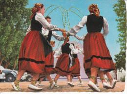 Francia--Biarritz--Danse Des Arceaux--Arku Dantza - Vestuarios
