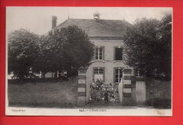 IGE - L'école Libre - Animée Enfants.  (D) - France