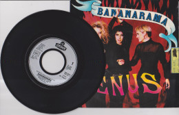 45 Tours – BANANARAMA . VENUS  - Année 1986 - 45 Rpm - Maxi-Singles