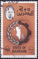 Bahrain 1977 - Mi 263 - YT 254 ( Crown And Map Of The Country ) - Bahreïn (1965-...)