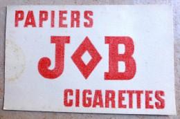 BUVARD  - JOB Papiers A Cigarettes - Tabac & Cigarettes