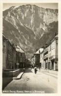 CPSM -BOURG-d´OISANS(38)- Avenue De Briançon En 1940 - Bourg-d'Oisans