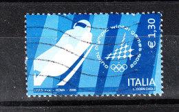 Italia   -   2006.  Slittino Olimpico.  Olympic Luge - Inverno2006: Torino