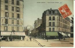 SAINT-DENIS -- Rue Ernest Renan -- - Saint Denis