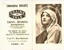 CALENDRIER DE POCHE ... 1935 ... LABORATOIRE NOGUES - Calendriers