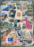 TIMBRES 1/2 KG TIMBRES FRANCE D�coll�s Petits et Grands Formats - Toutes P�riodes (environ 8000 timbres)
