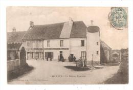 Chatres-La Maison Feauveau--épicerie -(A.5075) - Frankreich