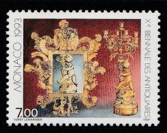 """Monaco 1993 - """"Xème Biennale Des Antiquaires ...""""  - Timbres Yvert & Tellier N° 1874. - Neufs"""