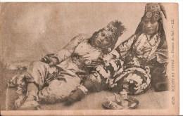 MAROC - CARTE POSTALE DE 1915 - FEMMES DU SUD - Morocco