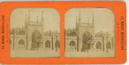 STEREO Pays-Bas La Haye Palais De Guillaume I - Anciennes (Av. 1900)