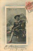 Spectacle - Artistes - Artiste Femme - Femmes - Actrices - Pépita Sevilla - Espagne - Espana - Attention Voir état - Artistes