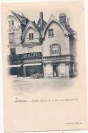 AUXERRE  Vieilles Maisons De La Place De La Mairie Unused TTB - Auxerre