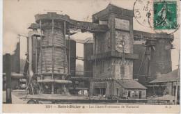 CPA  Saint-Dizier Les Haut-Fourneaux De Marnaval - Saint Dizier