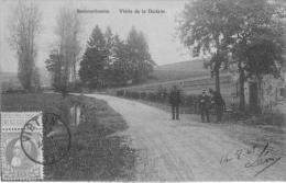 .  BELGIQUE   SOMMETHONNE   VISITE DE LA DOUANE   PERSONNAGES - Belgien
