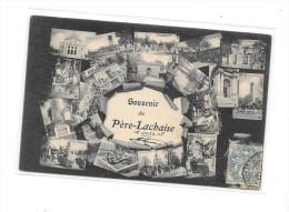 7382 - 75 - PARIS 20 Ième Arrondissement : Souvenir Du Père LACHAISE - Arrondissement: 20