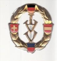 Broche  SPORT - MARCHE I.V.V. - Pin's