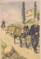 Illustratore Lubatti - Trasporto Del Corredo Della Sposa - Illustrateurs & Photographes