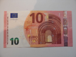 10 Euros 2014 DRAGHI N005A1 NA112179..... - 10 Euro