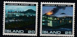 Islande 453/54 **