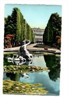 VIENNE  Château De Schoenbrunn Le Parc Et Les Basins Carte En Très Bon état écrite Timbrée - Château De Schönbrunn