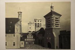 """(6/2/6) AK """"Augsburg"""" Haunstetten, Deutsch-Miniatur - Augsburg"""