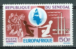 Senegal 1964 Economic Agreement MNH** - Lot. 3370 - Sénégal (1960-...)