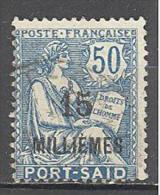 Port Saïd: Yvert N° 56° - Used Stamps