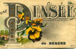 BEAUNE - UNE PENSÉE (Une Fente En L'état) - Beaune
