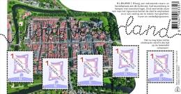 Nederland / The Netherlands - MNH / Postfris - Sheet Mooi Nederland Elburg 2015 NEW!! - Period 1980-... (Beatrix)