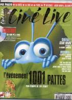 REVUE CINÉ LIVE  N° 21  Février 1999 En Très Bon état Avec Son CD Et Son Poste - Cinéma