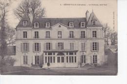 DEMOUVILLE  (14-Calvados), Le Château Côté Sud, Ed. Bouffay, 1915, Foulo, Léa Cassigneux - Autres Communes