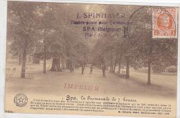 Belgium - Spa - La Promenade - Spa