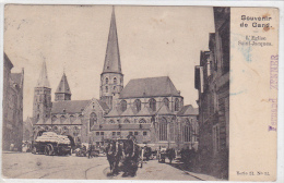 Belgium - Gand - Gent - L'Eglise Saint Jacques - Gent