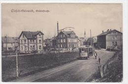 Germany - Clafeld - Geisweid - Lindenstrasse - Tram - Siegen