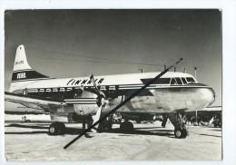 CPSM - Avion - Metropolitain De La Cie Aérienne Finalandaise - Aviation