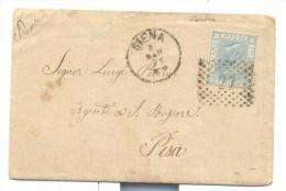 Francobollo Da 20 Centesimi Vitt. Emanue. II -(londra) - 1861-78 Victor Emmanuel II.