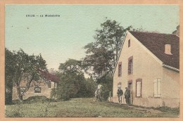 AVIZE -- La Madeleine - Voyagée 1918 - France