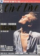 REVUE CINÉ LIVE  N° 31 Janvier 2000  En Très Bon état Avec Son CD Et Ses Affiches - Cinéma
