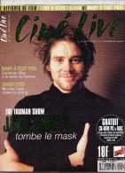 REVUE CINÉ LIVE  N° 18 Novembre 1998  En Très Bon état Avec Son CD Et Ses Affiches - Cinéma